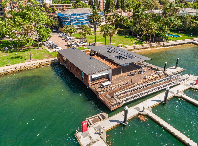 Elizabeth Bay Marina